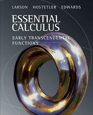 Essential Calculus by Ron Larson