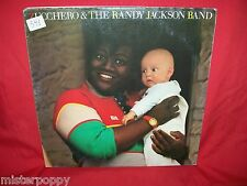 ZUCCHERO & THE RANDY JACKSON BAND Same LP 1985 Italy MINT- + Inner