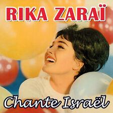 CD Rika Zaraï chante Israël
