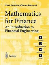 Mathematics for Finance: An Introduction to Financial Engineering (Spr-ExLibrary