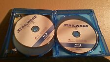 Complete Star Wars Saga 1 2 3 4 5 6 Bluray Trilogy Set Episode+Finding Dory DVD