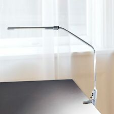 Silver Clamp Stick Light for Desk Work Table Art Table 36 LED Lights