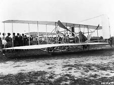 VINTAGE PHOTOGRAPHY ICON WRIGHT BROTHERS AIRPLANE POSTER ART PRINT BB3287A