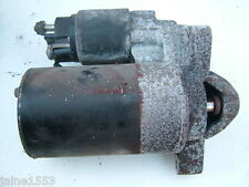 Citroen Saxo 1litre 1998 Starter Motor - Good Working Out My Own Car