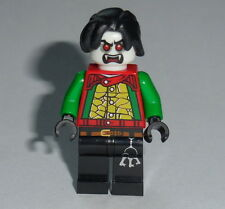 HALLOWEEN #06 Lego Teen Punk Vampire Dracula Monster minifigure NEW Glow Head