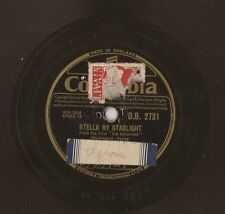 "10"" - 78 RMP - HARRY JAMES - Stella by Starlight - Mona - Lisa COLUMBIA D.B 2731"