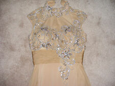 Mac Duggal Gown Pageant Ball Cotillion Formal Dress Size 4----more photos added!