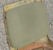 Military M37 NOS Driver Seat Backrest Cushion