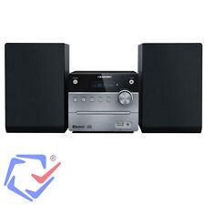 Mini Stereoanlage Kompaktanlage HiFi-System CD USB Bluetooth MP3 Micro-Anlage