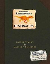 Encyclopedia Prehistorica Dinosaurs 1 by Robert Sabuda and Matthew Reinhart...