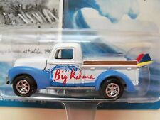"JOHNNY LIGHTNING ""SURF RODS"" FORD PICKUP TRUCK ""BIG KAHUNA"" DIECAST MODEL"