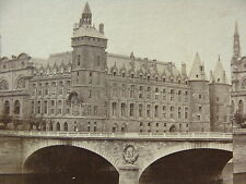 vintage Steroview card--PALACE OF JUSTICE