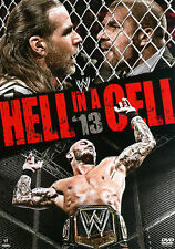 WWE: Hell in a Cell 2013 DVD Region 1, NTSC
