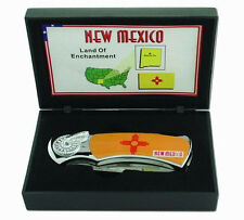 New Mexico Collector Pocket Knife