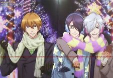 Brothers Conflict / Danganronpaposter promo Trigger Happy Havoc the animation