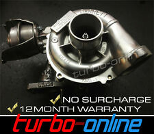 TURBOCHARGER FORD FOCUS 1.6 TDCI 109 HP