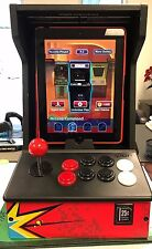 ION iCade Bluetooth Tablet Arcade Game Interface Cabinet for Apple iPad1/2/3/4