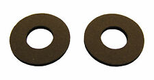 Flite old school BMX bicycle grip foam donuts - CHOCOLATE BROWN *MADE IN USA*