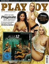 Playboy 06/2010  IRIS BAKKER & SASHA GREY & Playmate des Jahres + DVD  Juni/2010