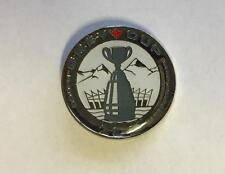 New 102nd Grey Cup 2014 Vancouver Collectors Lapel Hat Jacket Pin AA