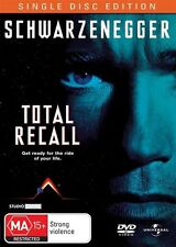Total Recall (1990) DVD NEW