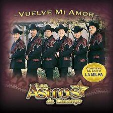 NEW/Sealed CD Los Astros de Durango , Vuelve Mi Amor