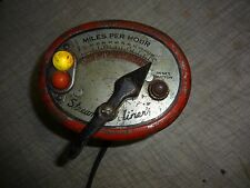 VINTAGE STREAMLINER JEFFERSON TOY 75 WATT TRANSFORMER, WORKS, PLEASE EXAMINE,