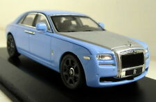 Ixo 1/43 Scale MOC168P Rolls Royce Ghost Alpine Trials blue diecast model car