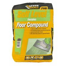 Everbuild 710 SELF LEVEL  FLEXIPLUS With LATEX Floor Levelling Compound - 20kg