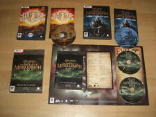 LOTR - The Battle For Middle Earth 1 + II 2 Collector's + Rise Of Witch-King Pc