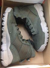 """Nike SFB 6"""" NSW Sz 8 Leather Khaki Field Boots 862507-300"""