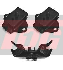 TOG HILUX LN106 3L 2.8L RN106 22R 2.4L RUBBER ENGINE MOUNT SET INC GEARBOX MOUNT