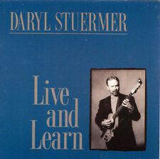 Live and Learn cd Daryl Stuermer solo genesis
