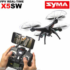 SYMA X5SW Wifi FPV RC Quadcopter Drone 2.4G 6-Axis Helicopter UFO HD 2MP Camera