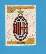 PANINI CALCIATORI 2004-05- Figurina n.291- SCUDETTO/BADGE - MILAN -NEW