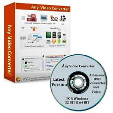 Any Video Converter Ultimate apoya videos/music/recording / download/edit/play