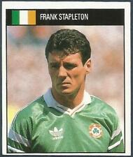 ORBIS 1990 WORLD CUP COLLECTION-#179-EIRE-FRANK STAPLETON
