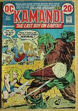 "DC Comics ""KAMANDI"" THE LAST BOY ON EARTH  # 5, Photos Show Condition"