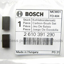 Bosch Carbon Brushes for PSB 650 RE Drill Genuine Original Part 2 610 391 290