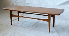 Teak Coffee Table # RETRO DANISH PARKeR MODERN STYLE
