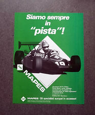 H871- Advertising Pubblicità -1982- MAPES , ACCESSORI HI-FI E VIDEO