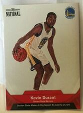 Kevin Durant 2016 Panini The National KD Pack RED Base #1  GOLDEN STATE WARRIORS