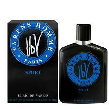 Varens Homme Sport Men Ulric De Varens Eau de Toilette Spray 3.4 oz - New in Box