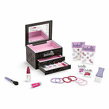 American Girl LE ISABELLE MAKEUP SET NEW Gloss Doll Accessories Brush NIB*