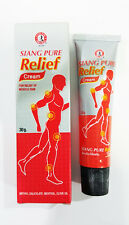 NEW COUNTERPAIN 30G SIANG PURE CREAM BODY MUSCLE PAIN RELIEF THAI MASSAGE CREAM