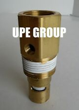 "New air compressor in tank check valve 3/4"" Female NPT  X 1""  Male NPT"
