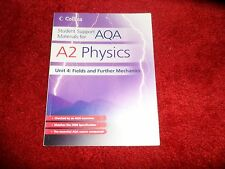Student Support Materials for AQA-A2 Physics Unit 4:Fields and Further Mechanics