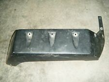 2001 Yamaha Grizzly 600 ATV Front Right Over Fender 2 Upper Mud Flap