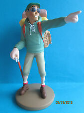 FIGURINE COLLECTION TINTIN N°109 /THARKEY LE FIDELE SHERPA