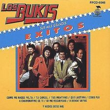 Sus Mas Grandes Exitos by Los Bukis (CD, Jan-2003, Fonovisa)